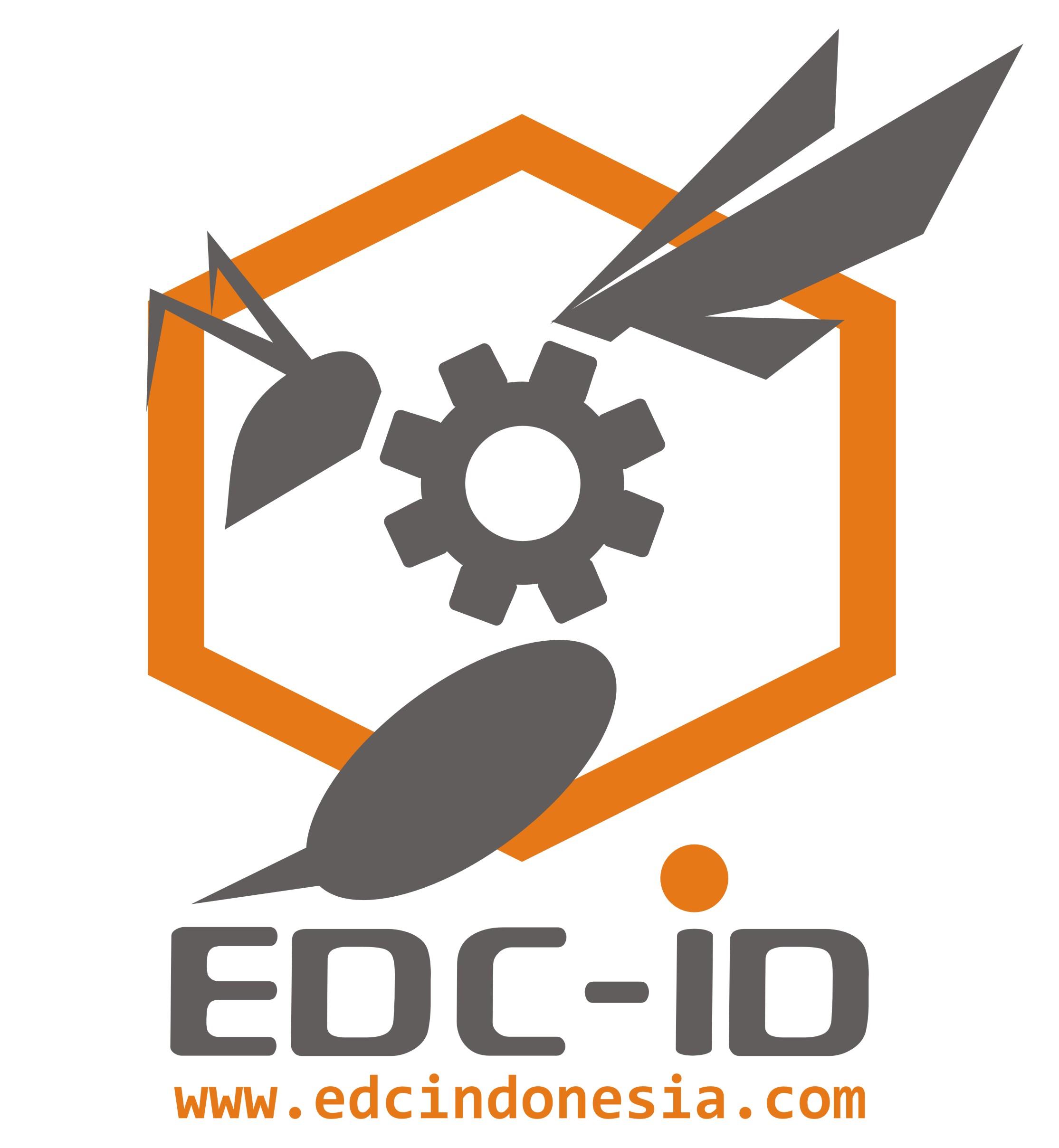 Edc Logo 2013